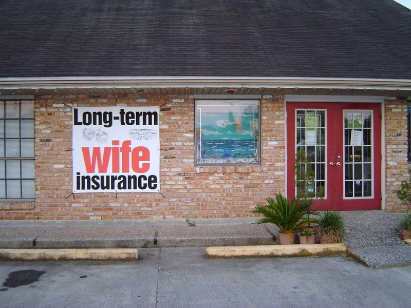 Wife Insurance