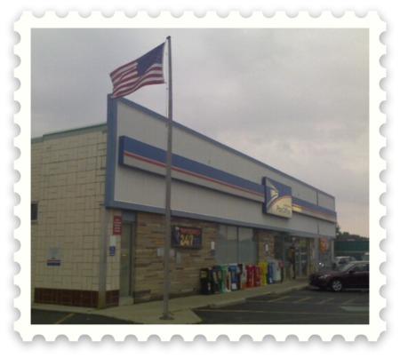 Columbus, Ohio 43214 post office