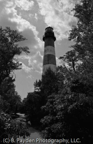 Assateague Lighthouse - Chincoteague National Wildlife Refuge