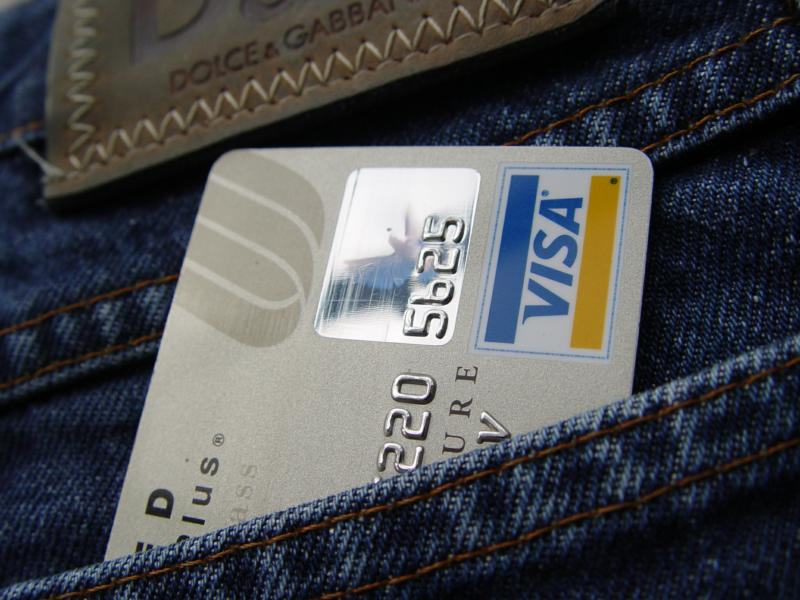 social networking and credit card