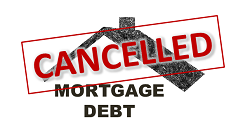 Cancelled mortgage debt