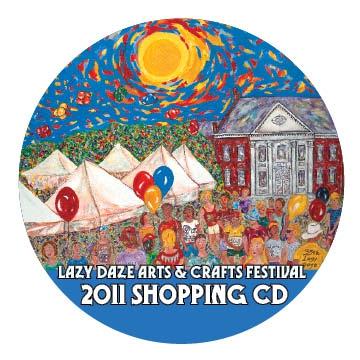 Cary Lazy Daze art festival