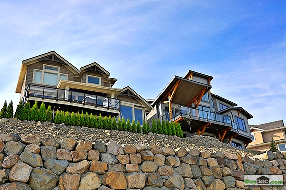 luxury real estate lives atop eagle mountain in