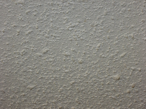 What to do with a Popcorn Textured Ceiling