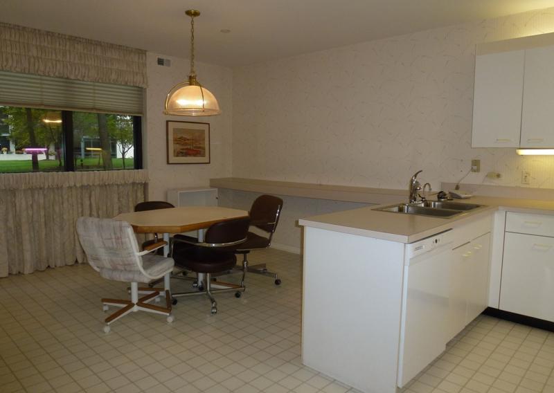 Pavilion kitchen