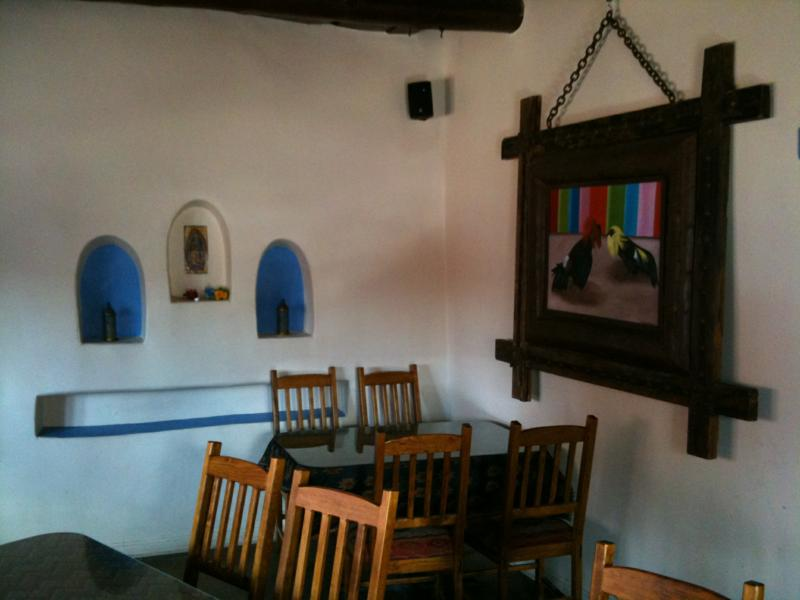 Corrales Old House