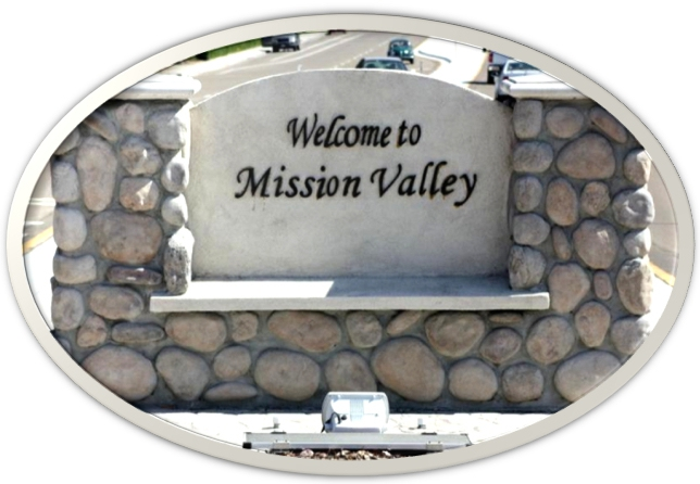 Welcome to Mission Valley, the heart of San Diego!
