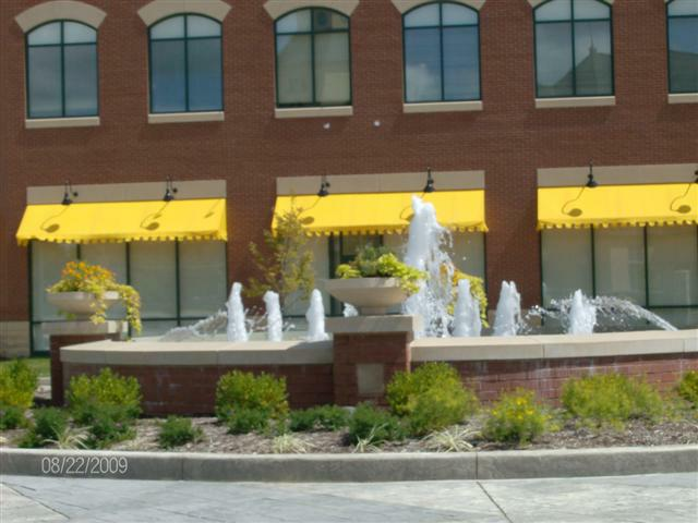 Wildwood MO fountain