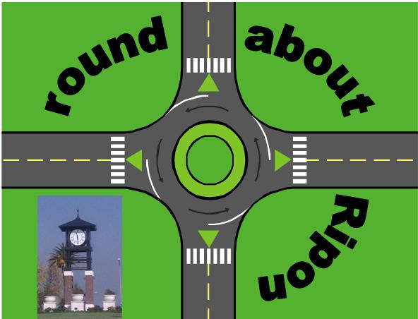 click here to read roundabout ripon