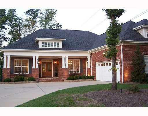 Ranch style homes in raleigh cary and apex north carolina for Beautiful ranch houses