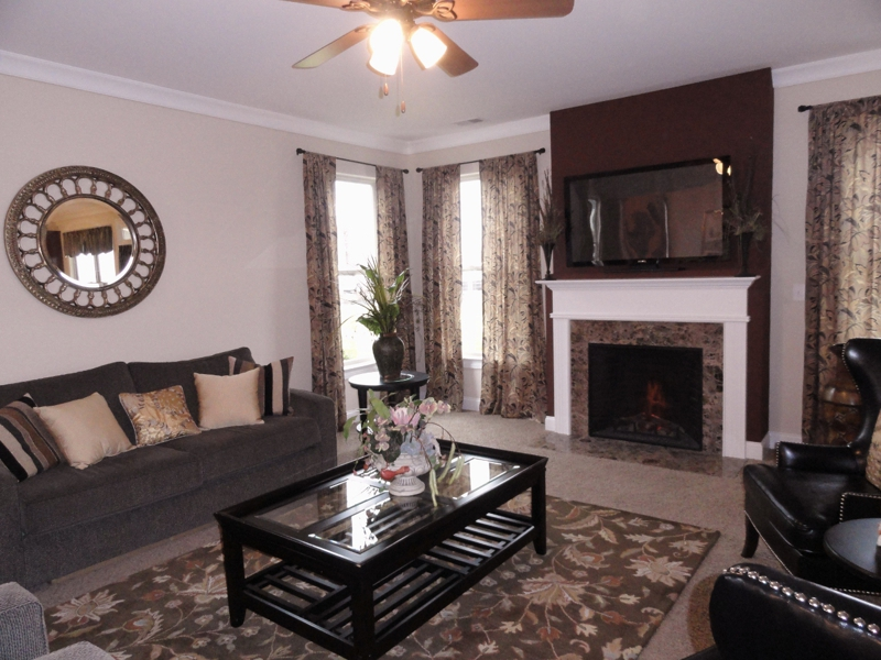 Thronhill Living Room