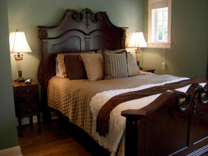 Bedroom Ideas Traditional Home marin county home stager - staging for traditional home architecture