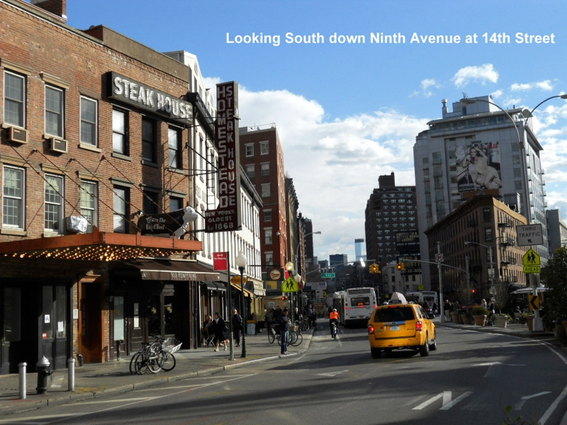 Meatpacking District Neighborhood New York City