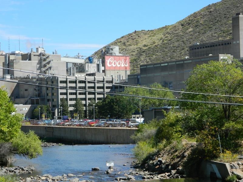 Coors Light Brewing Company Tours