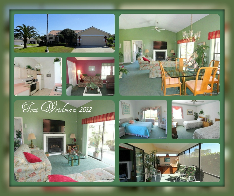 Beautiful Home for Sale in the Estates of Beacon Woods Golf and Country Club in Hudson-Florida