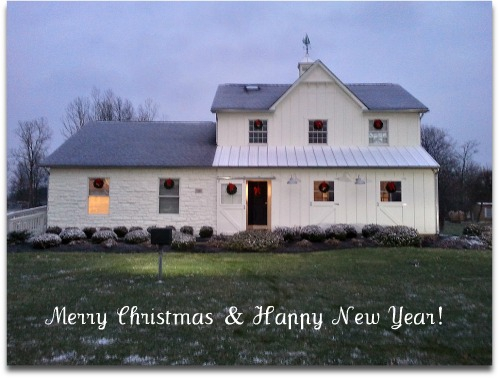 Seasons Greetings from New England Homes