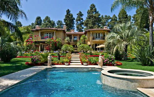 Dr Phil 39 S 16 5 Million Beverly Hills Mansion Listed For Sale