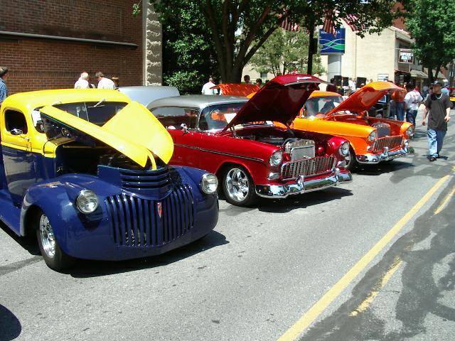 Columbia Pa Classic Car Show