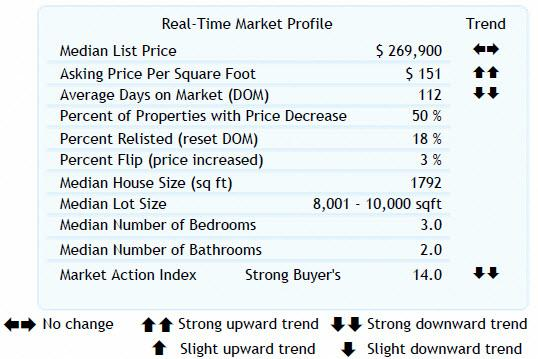 Altos Real- Time Market Profile 97008