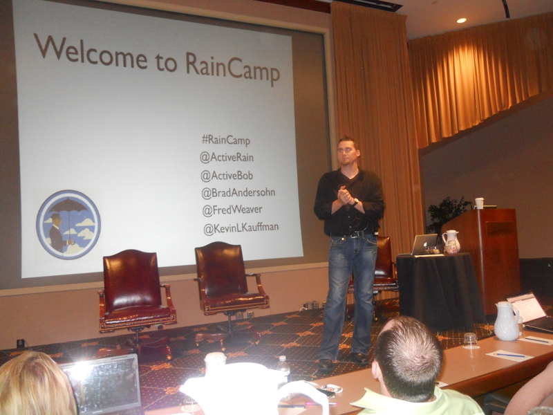 Active Rain Camp Dallas