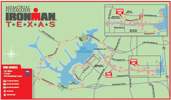Ironman The Woodlands