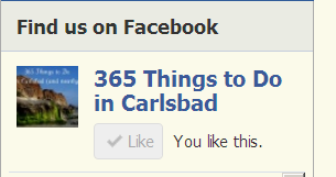365 Things to Do in Carlsbad on Facebook