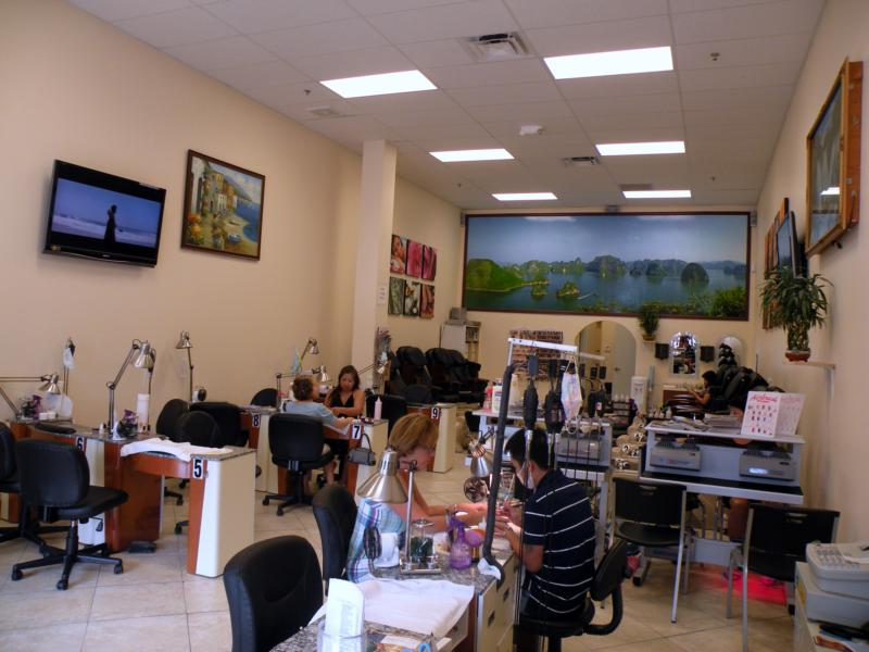 Nail Salon in Boynton Beach