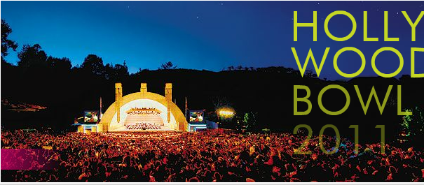 Hollywood Bowl in Spetember