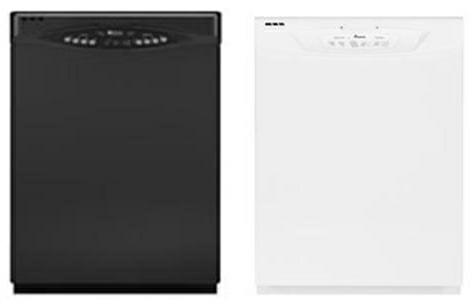 Recalled dishwashers