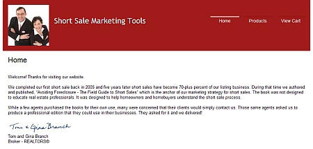 shortsalesmarketingtools.com