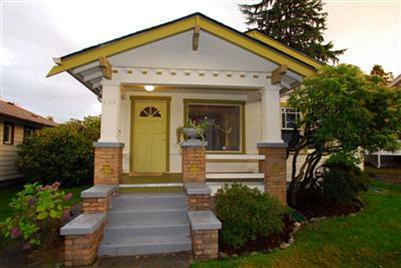 406 S. 48th. St Tacoma, WA Craftsman for Sale!
