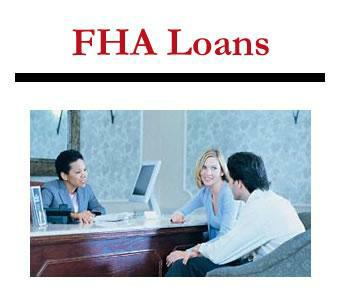 fha loans & fha mortgages