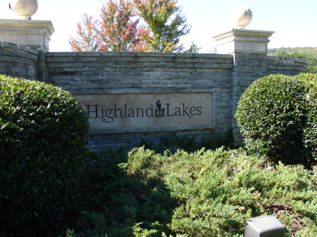 Luxury Home Subdivision, Highland Lakes, Madison Alabama, 35758