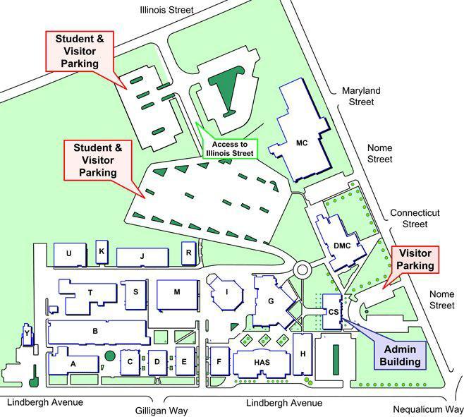 Bellingham Technical College Campus Orientation