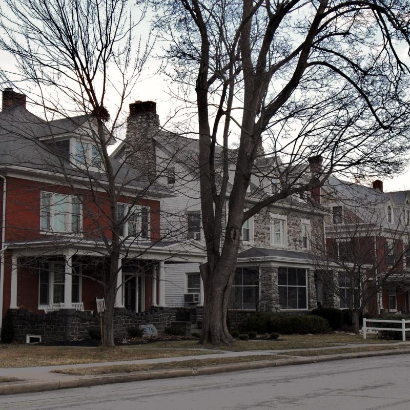 Haunted House York University: A Gettysburg Pa Neighborhood