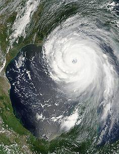 Hurricane Katrina August 28th, 2005