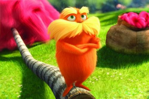 Lorax - the movie