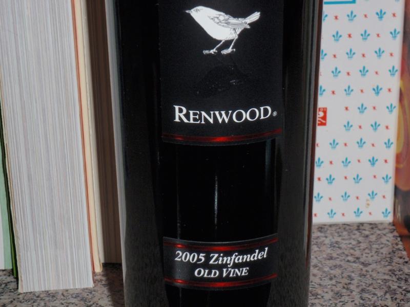 Renwood Zin by Endre Barath