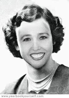 Christine Donovan 1952