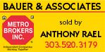 SOLD BY Anthony Rael