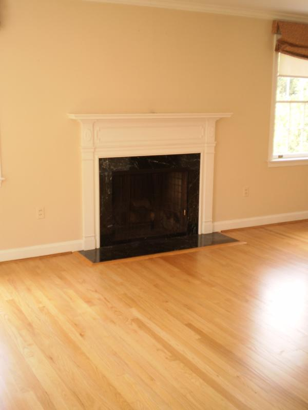 Living Room with fireplace in Lancaster, PA 17603