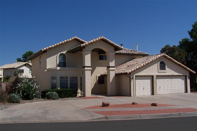 Home For Sale 7715 Sherwood Dr Nw Albuquerque Nm 87120