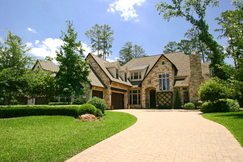 Homes in sterling ridge in the woodlands tx for Magnolia homes texas
