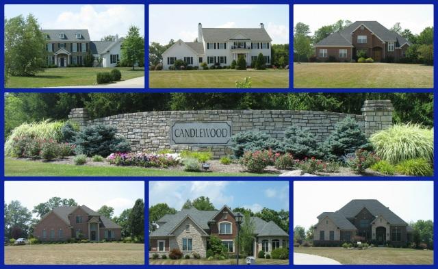 Candlewood community  Lebanon Ohio 45036