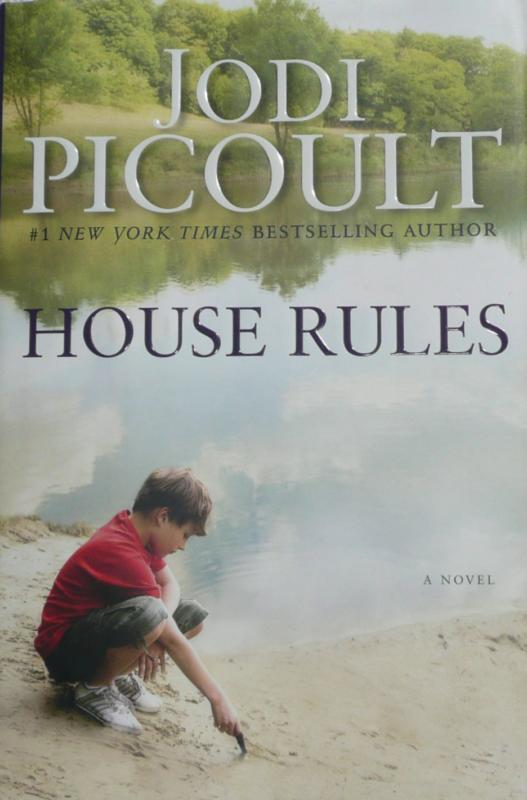 Cover of Jodi Picoult's book House Rules
