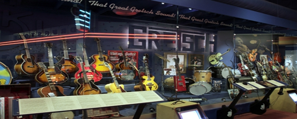 Georgia Music Hall of Fame - Courtesy of Warner Robins Real Estate