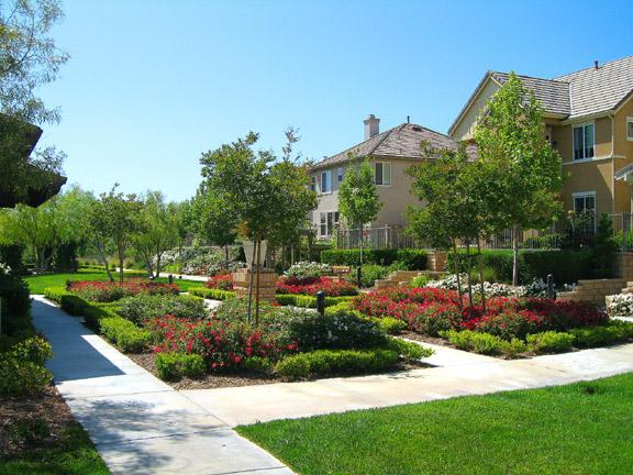 Valencia Creekside Homes For Sale