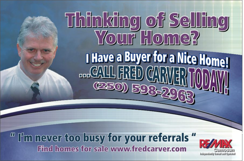 Free Market Analysis Fred Carver