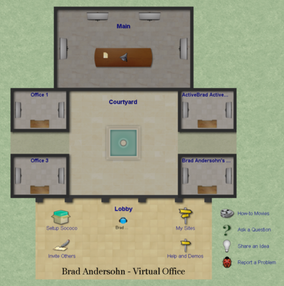 Brad Andersohn - Virtual Office