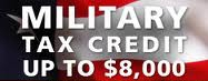 Federal Housing Tax Credit | Military Tax Credit - Courtesy of Warner Robins Real Estate | Homes for Sale in Warner Robins GA